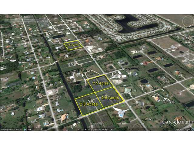 Image of Acreage w/House for Sale near Southwest Ranches, Florida, in Broward county: 9.66 acres