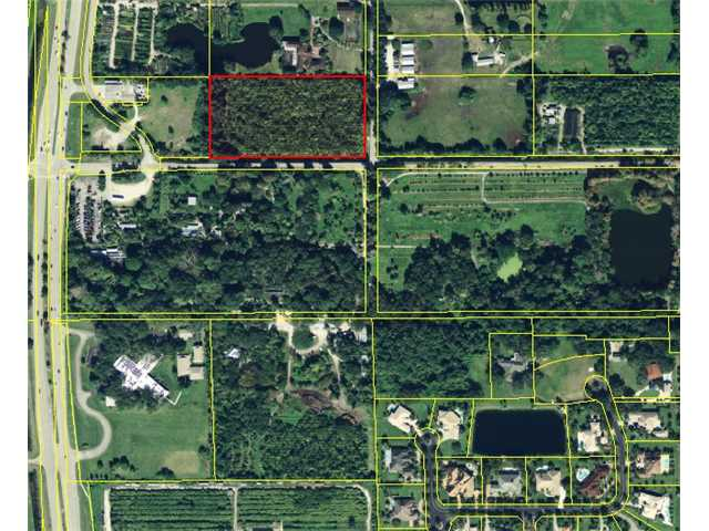 Image of Acreage w/House for Sale near Davie, Florida, in Broward county: 4.81 acres