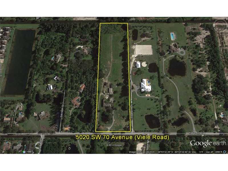 5020 SW 70th Ave, Davie, FL 33314
