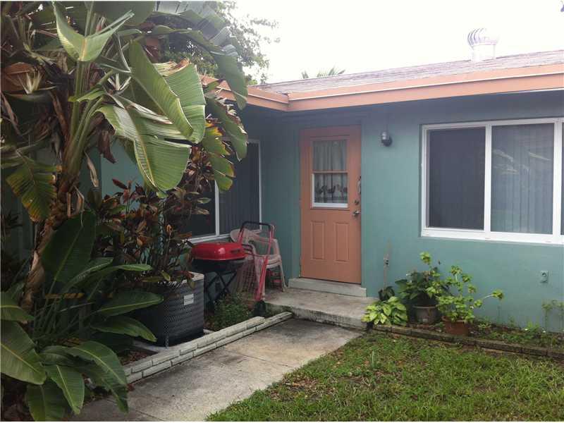 Rental Homes for Rent, ListingId:30911370, location: 729 NE 6 ST Hallandale 33009