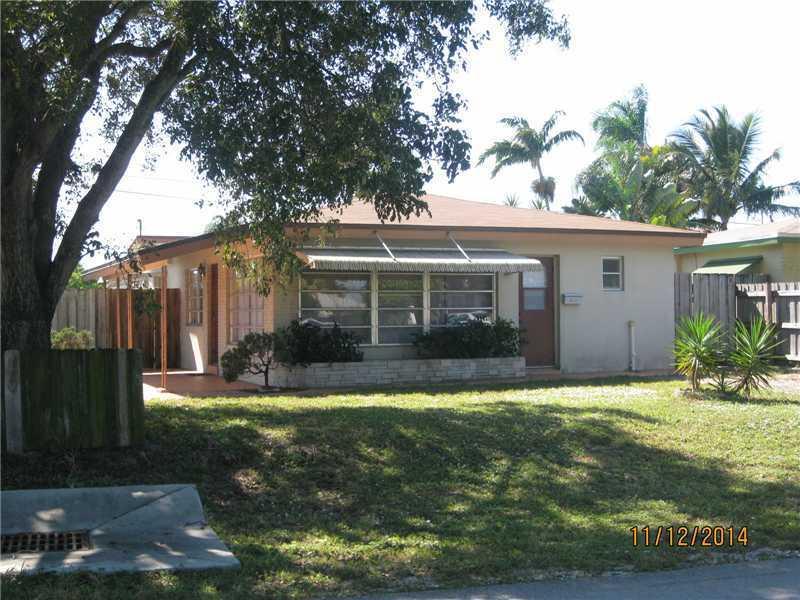 Rental Homes for Rent, ListingId:33232584, location: 316 NW 46 ST Oakland Park 33309