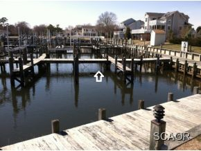 Land for Sale, ListingId:27700998, location: 130 WHITES CREEK MARINA Millville 19970