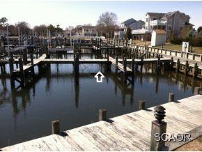Land for Sale, ListingId:27700998, location: 130 WHITES CREEK MARINA Millville 19970
