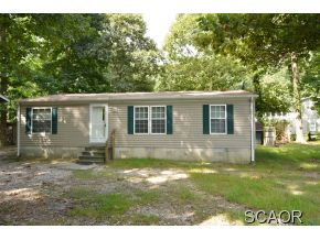 Real Estate for Sale, ListingId: 27604790, Dagsboro, DE  19939