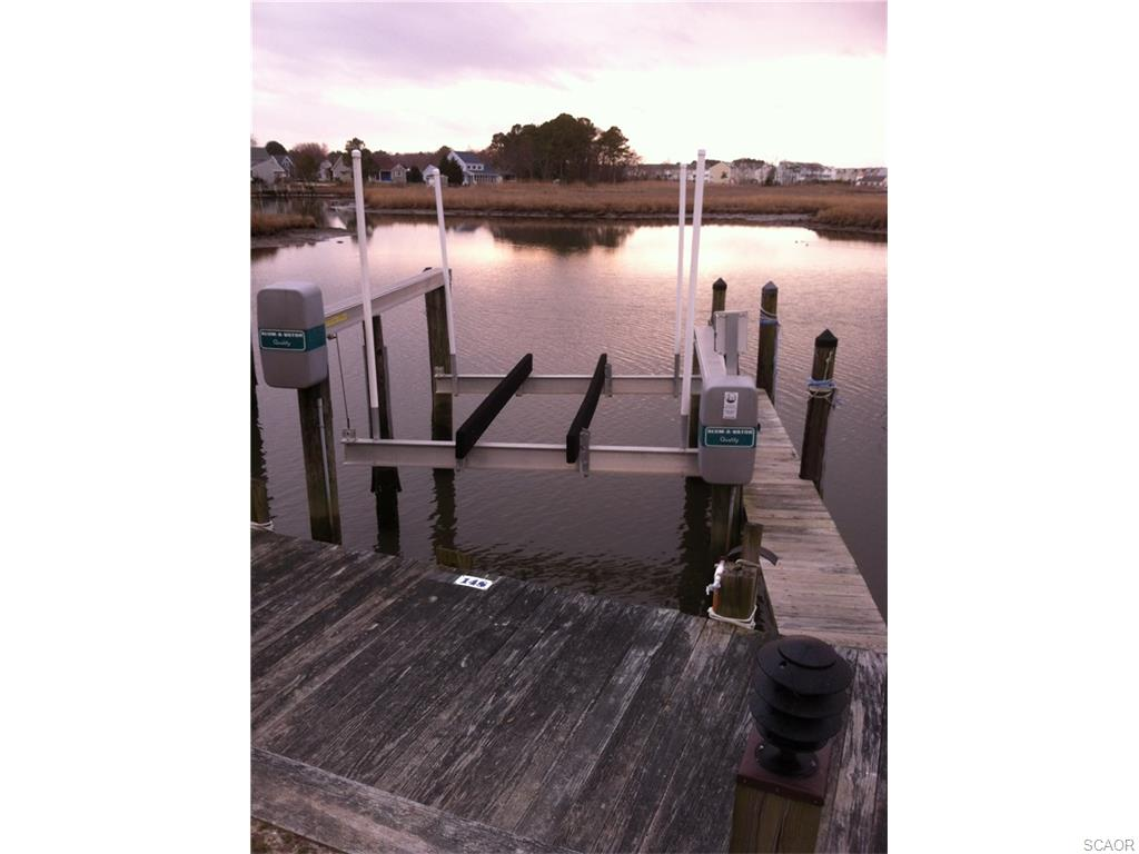 Land for Sale, ListingId:32513252, location: Slip 148 HARBOR DRIVE SLIP 148 Ocean View 19970