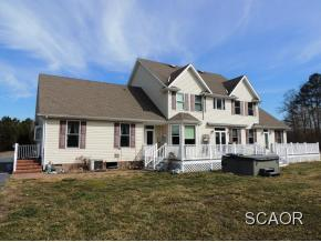 4.1 acres East New Market, MD