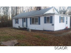 Real Estate for Sale, ListingId: 33184252, Hurlock,MD21643