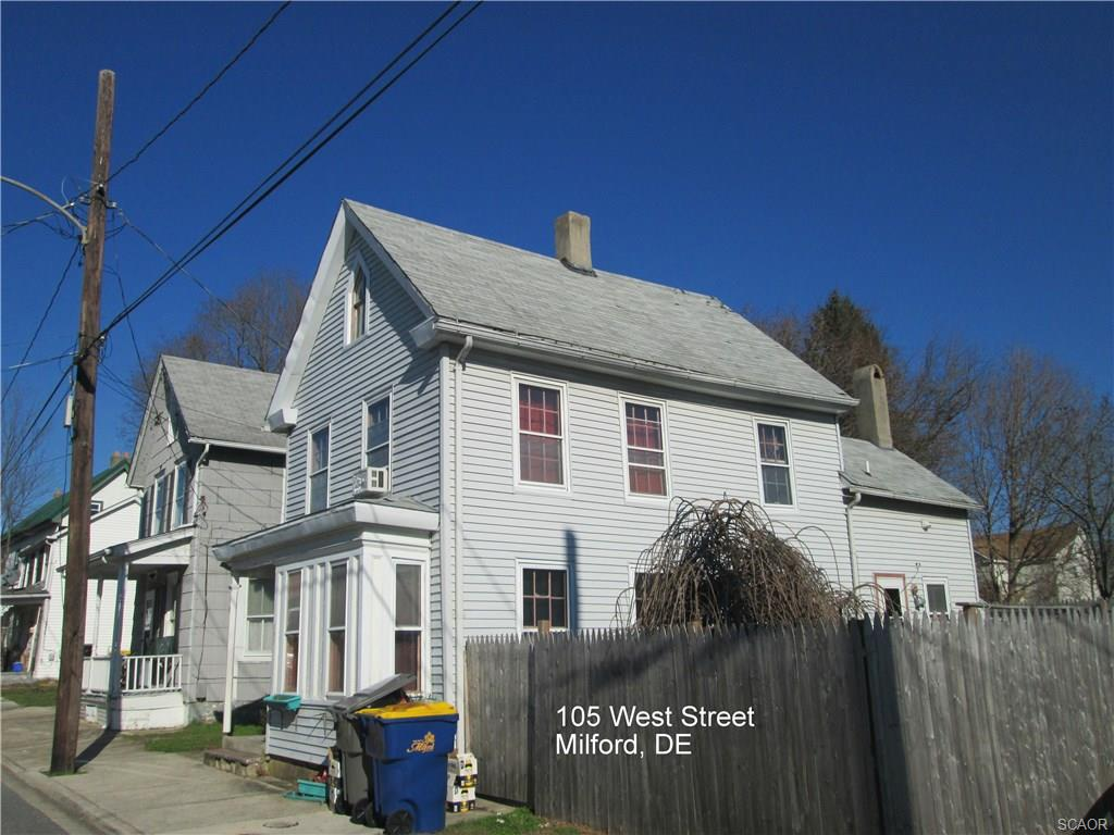Photo of 105 West St  Milford  DE