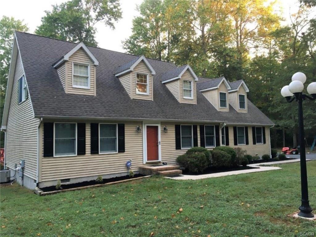 21095 Reynolds Pond Rd, Ellendale, DE 19941