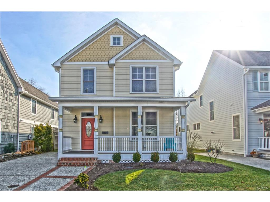 New Listings property for sale at 407 Burton Ave, Lewes Delaware 19958