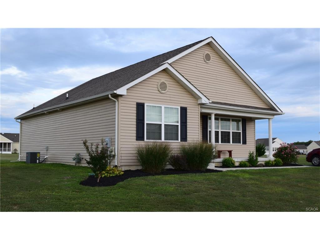 Single Story property for sale at 21104 Emerald Isle Dr, Lewes Delaware 19958