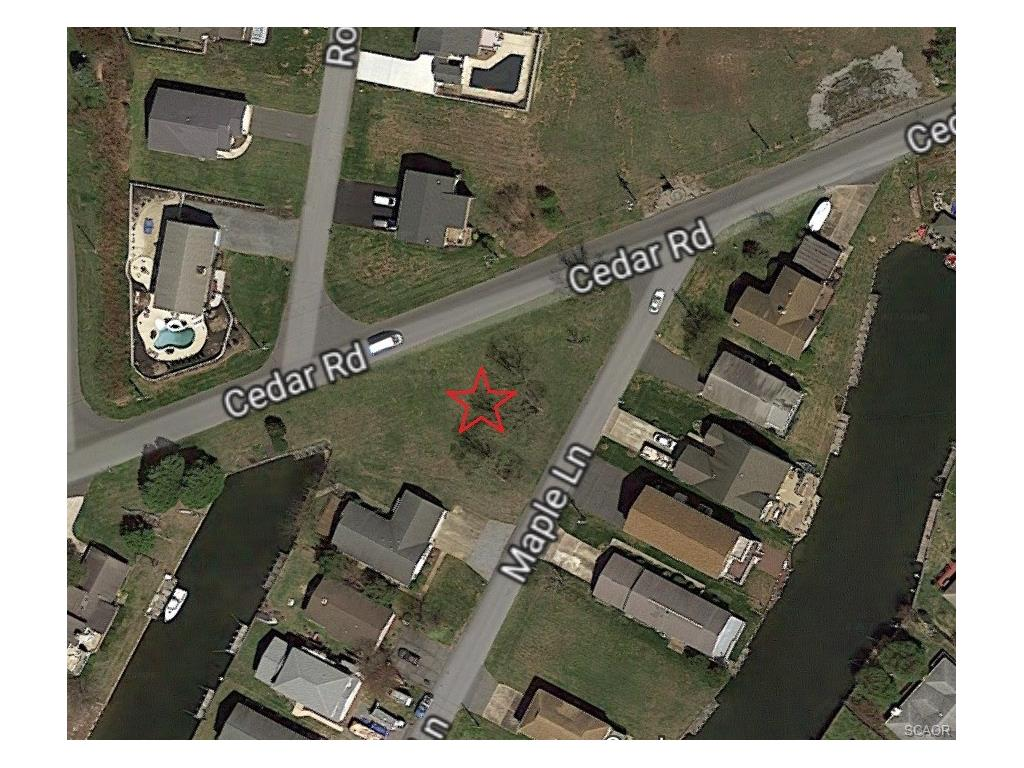 Lot 58 Maple Lane Selbyville, DE
