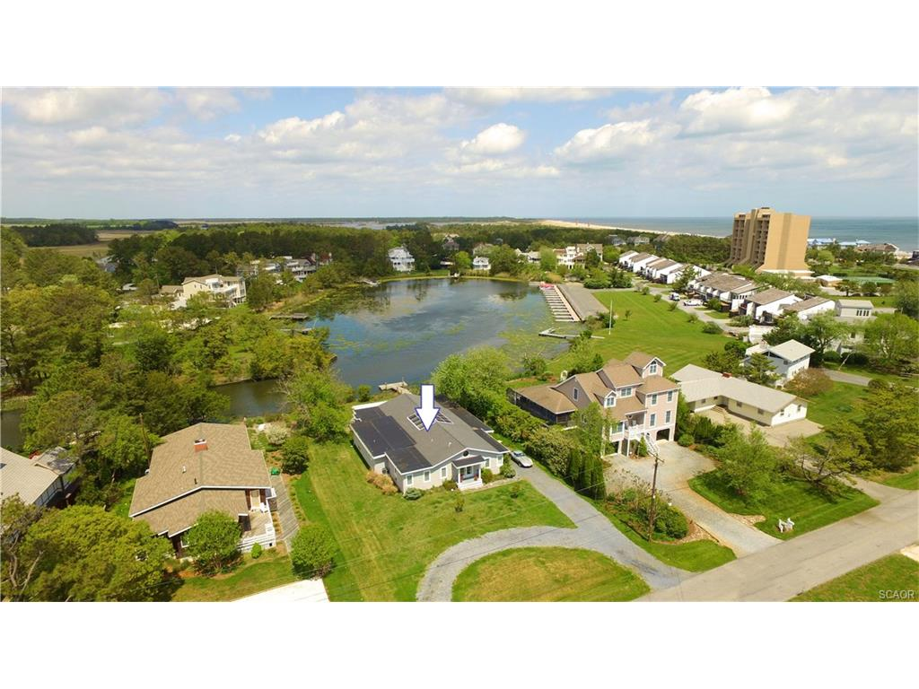 Fenwick Island Waterfront Homes For Sale