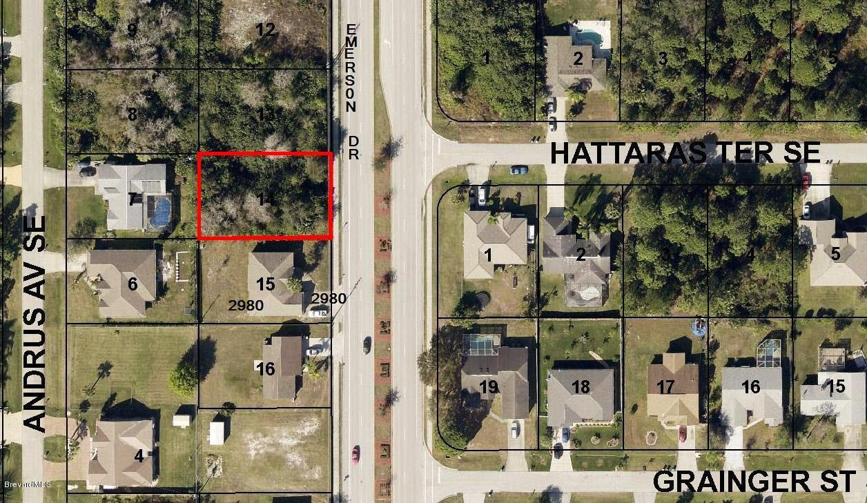 primary photo for 2970 SE Emerson Drive, Palm Bay, FL 32909, US