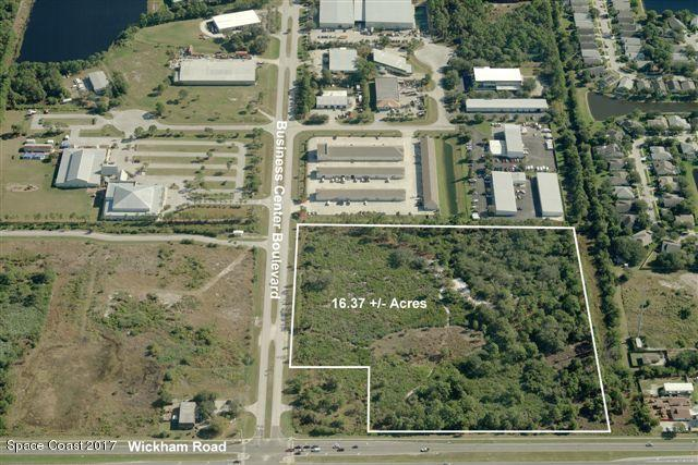 primary photo for 0 Wickham & Business Center Boulevard, Melbourne, FL 32935, US