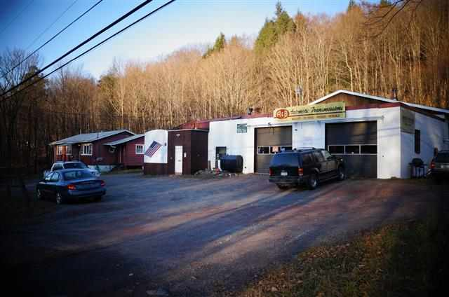 Image of Commercial for Sale near Monticello, New York, in Sullivan county: 3.34 acres