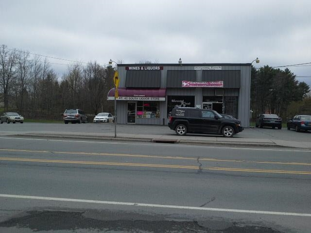Image of Commercial for Sale near Monticello, New York, in Sullivan county: 0.89 acres