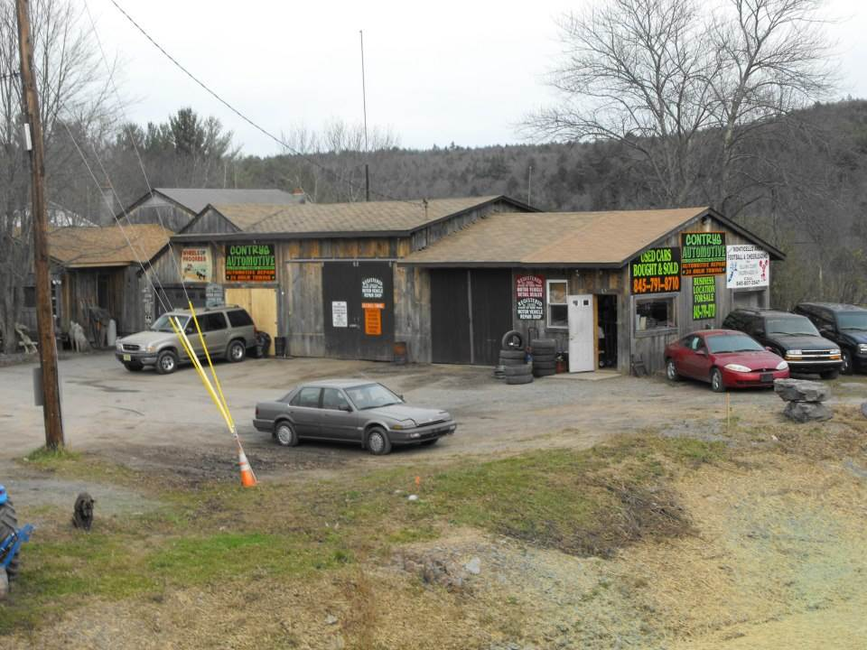 Image of Commercial for Sale near Monticello, New York, in Sullivan county: 3.40 acres