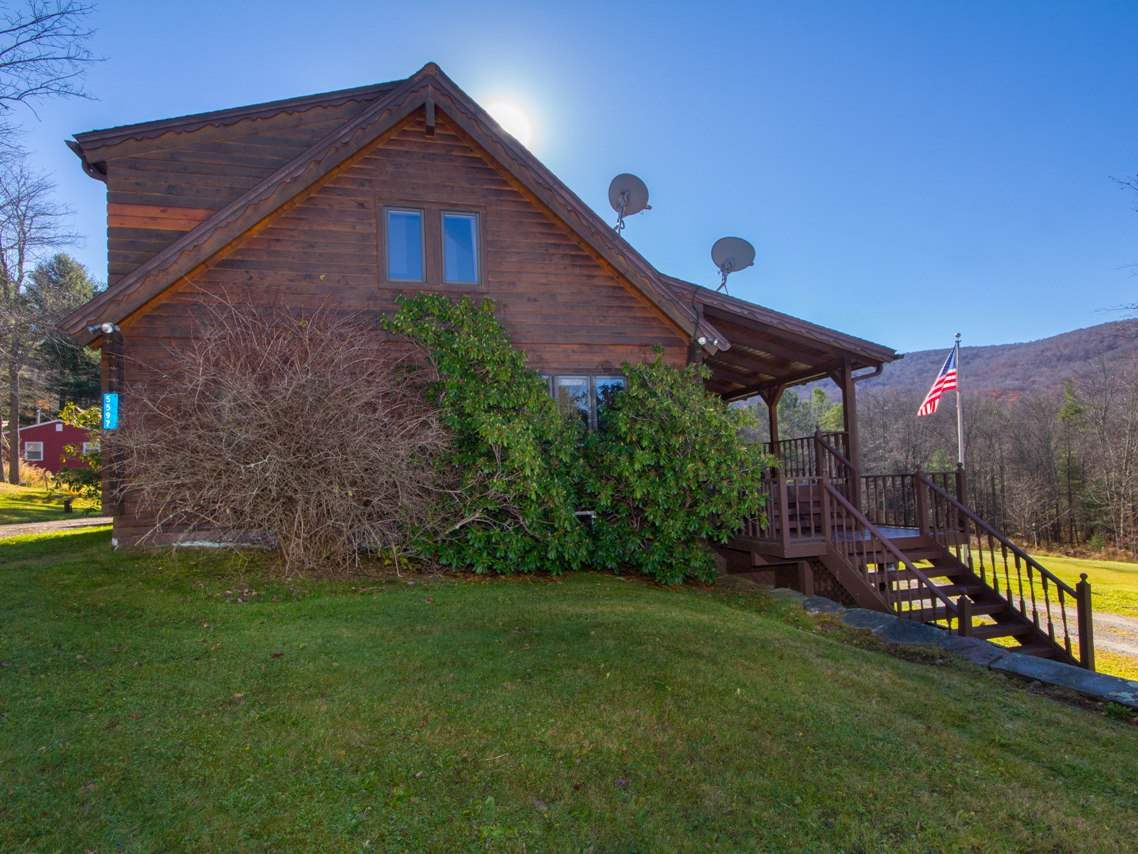 5597 Red Hill Rd, Claryville, NY 12725