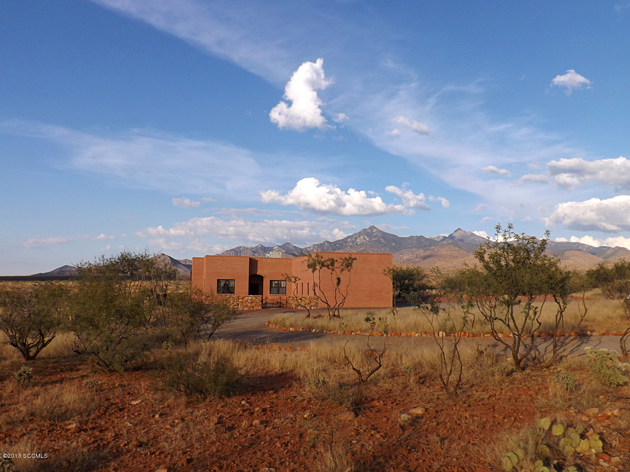 8.81 acres in Tubac, Arizona