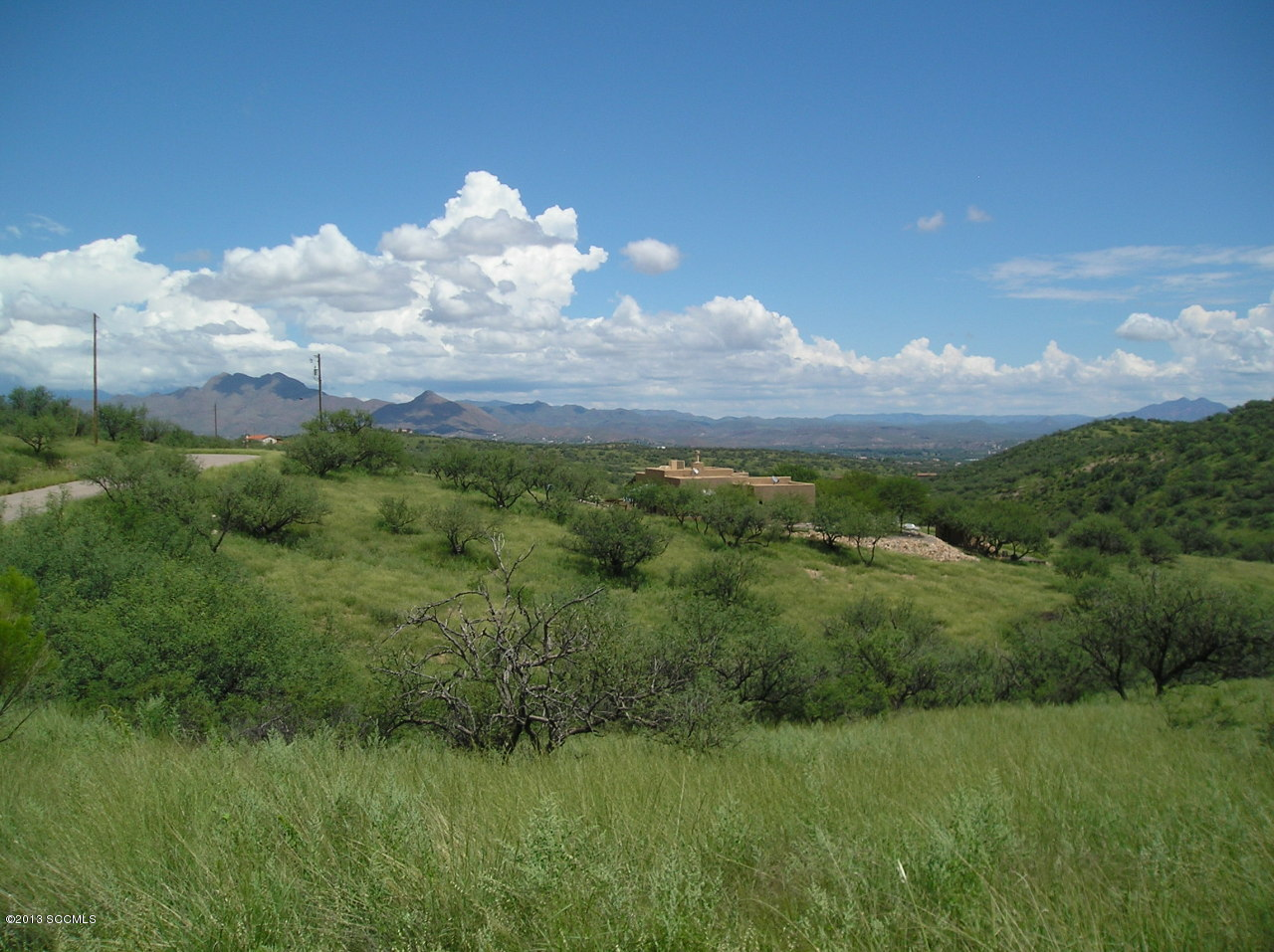 2.64 acres in Rio Rico, Arizona