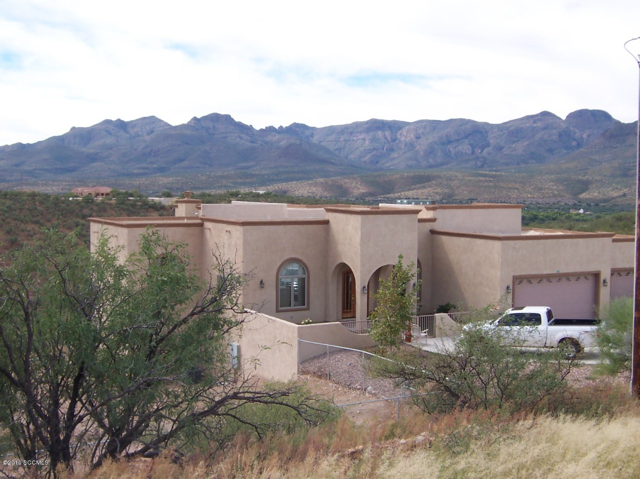 3.18 acres in Rio Rico, Arizona