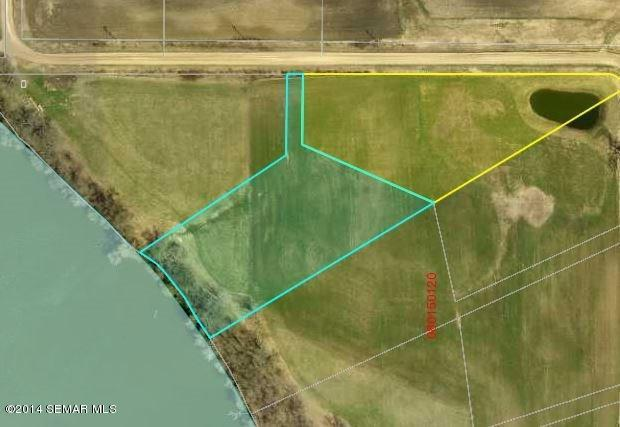 5.3 acres by Albert Lea, Minnesota for sale