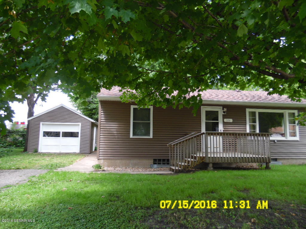 Photo of 204 3rd Avenue  Freeborn  MN