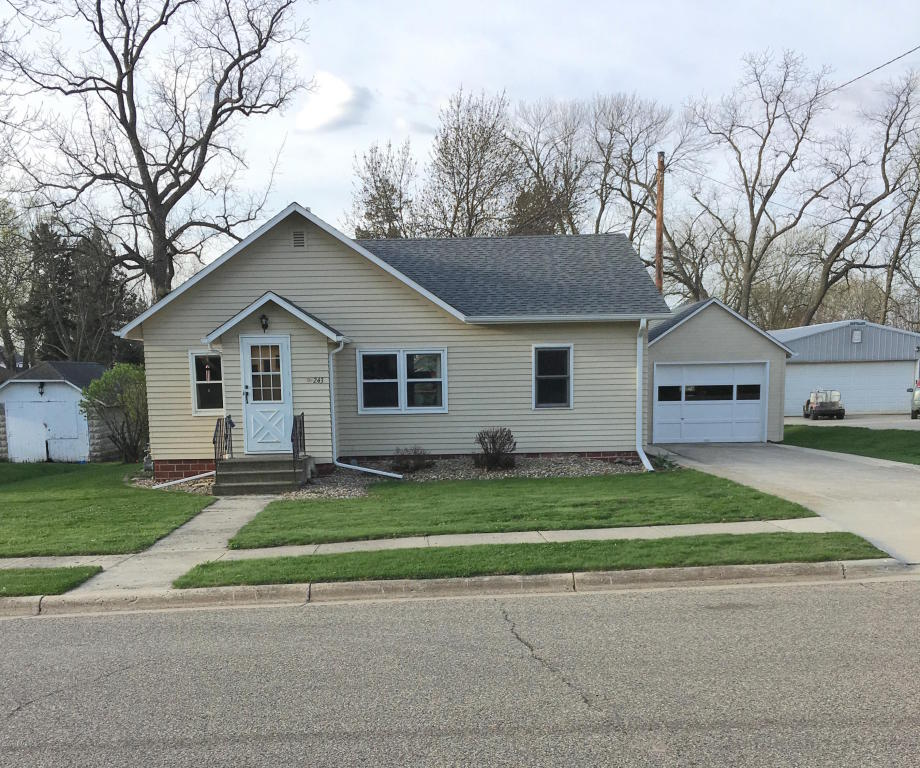 Photo of 243 Concord Street  Emmons  MN