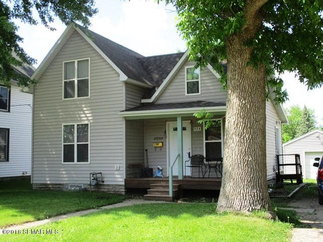 924 Rice Lake Street, Owatonna, Minnesota