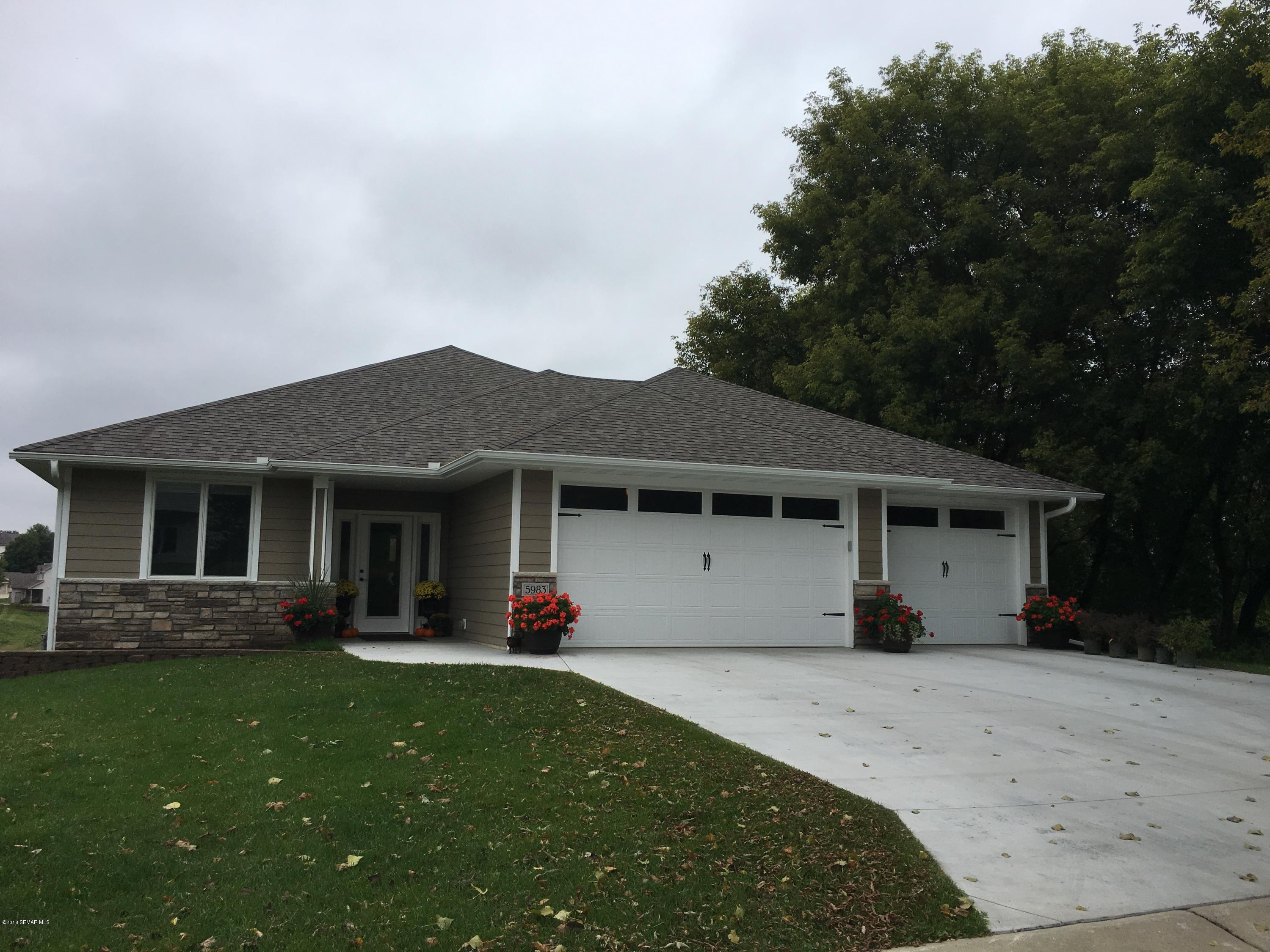 5983 Dogwood Lane NW, Rochester, Minnesota