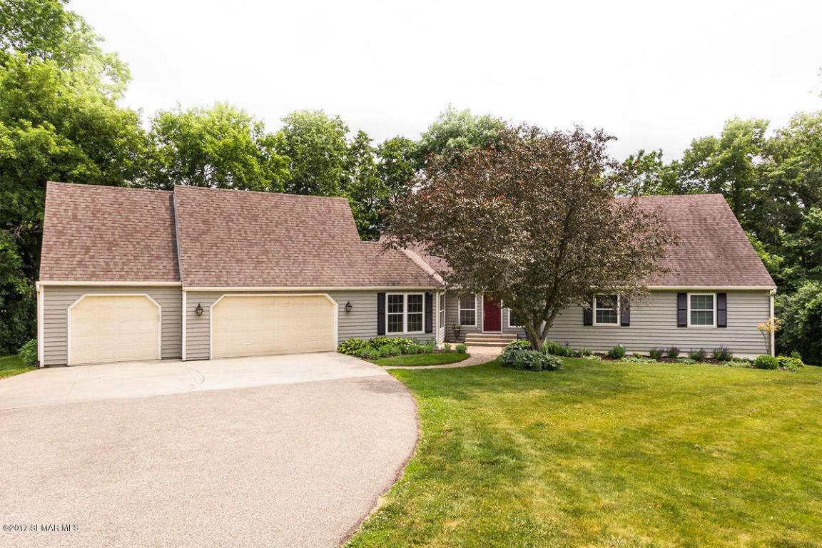 6000 Oak Meadow Lane NW, Rochester in Olmsted County, MN 55901 Home for Sale