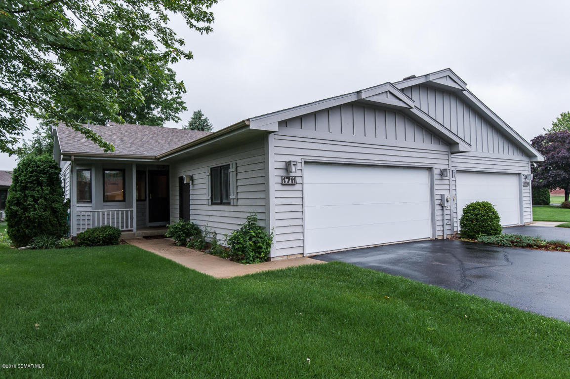 1711 Lakeview Drive SW, Rochester in Olmsted County, MN 55902 Home for Sale