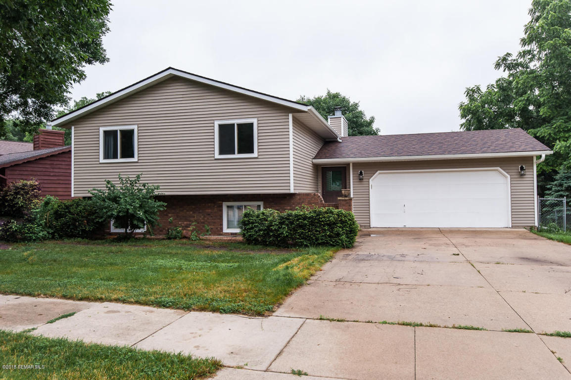 1218 34th Street NW, Rochester in Olmsted County, MN 55901 Home for Sale