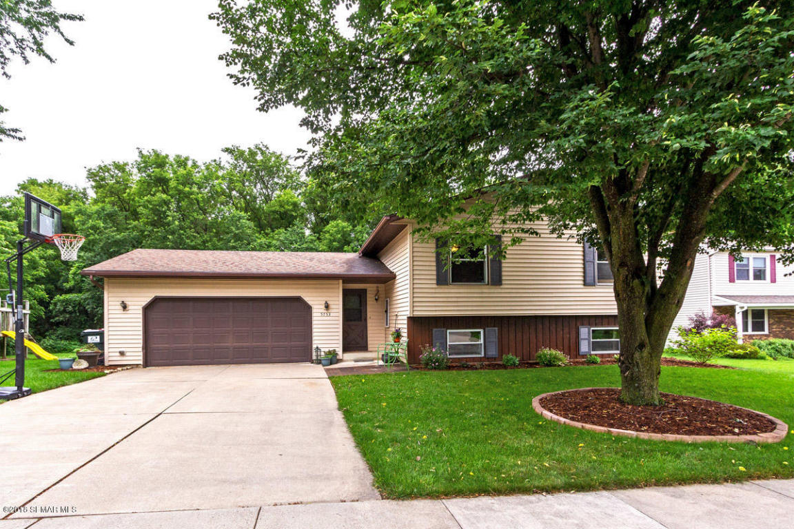 5753 Longboat Road NW, Rochester in Olmsted County, MN 55901 Home for Sale
