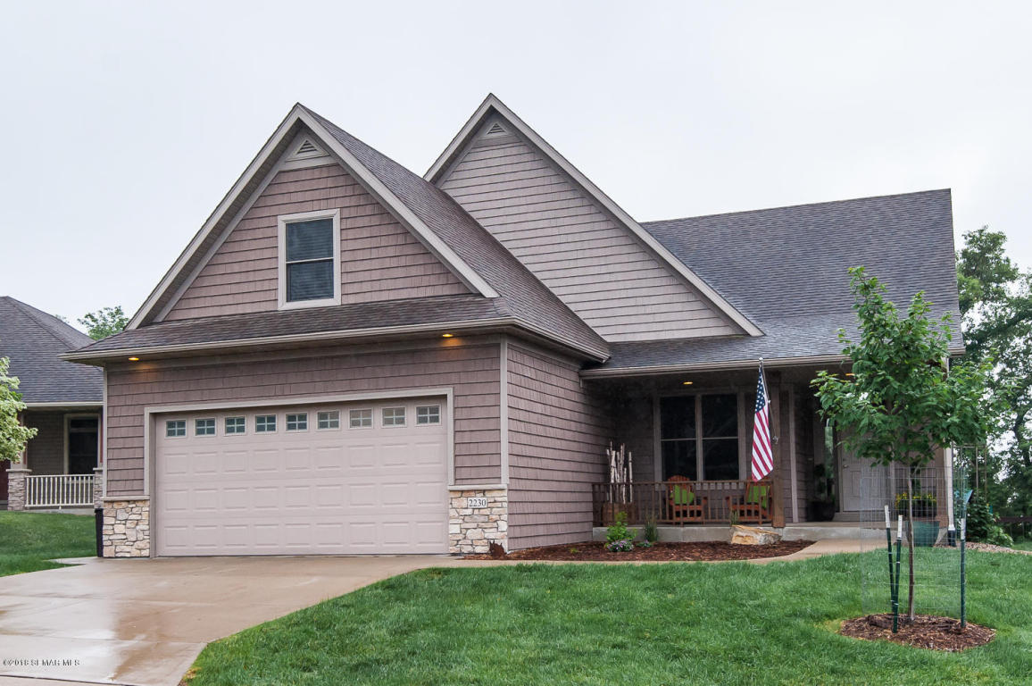 2230 Granite Circle NW, Rochester in Olmsted County, MN 55901 Home for Sale