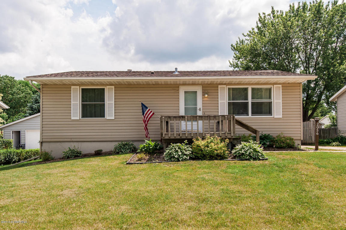 2056 43rd Street NW, Rochester in Olmsted County, MN 55901 Home for Sale