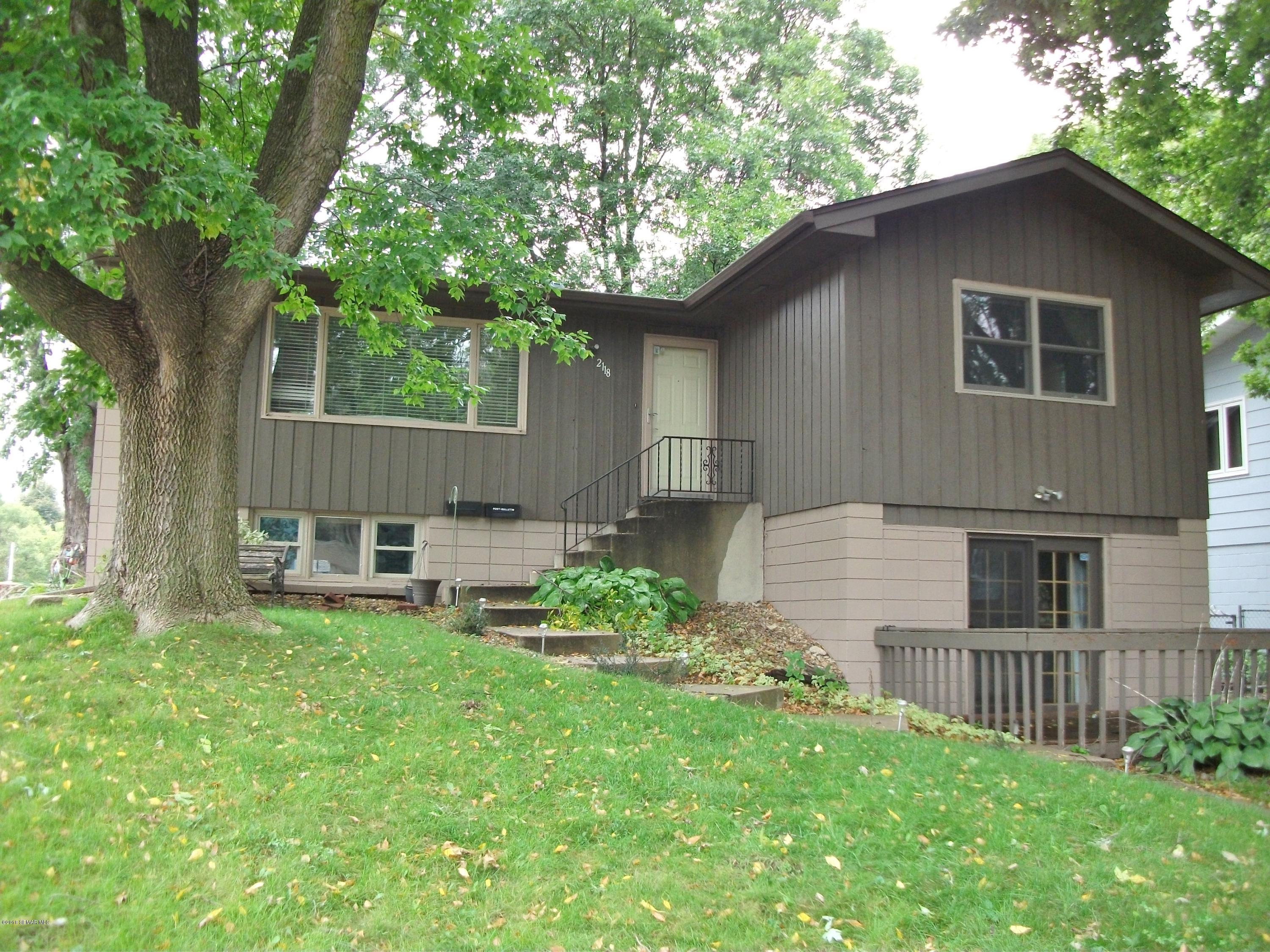 2118 21st Street NW, Rochester in Olmsted County, MN 55901 Home for Sale
