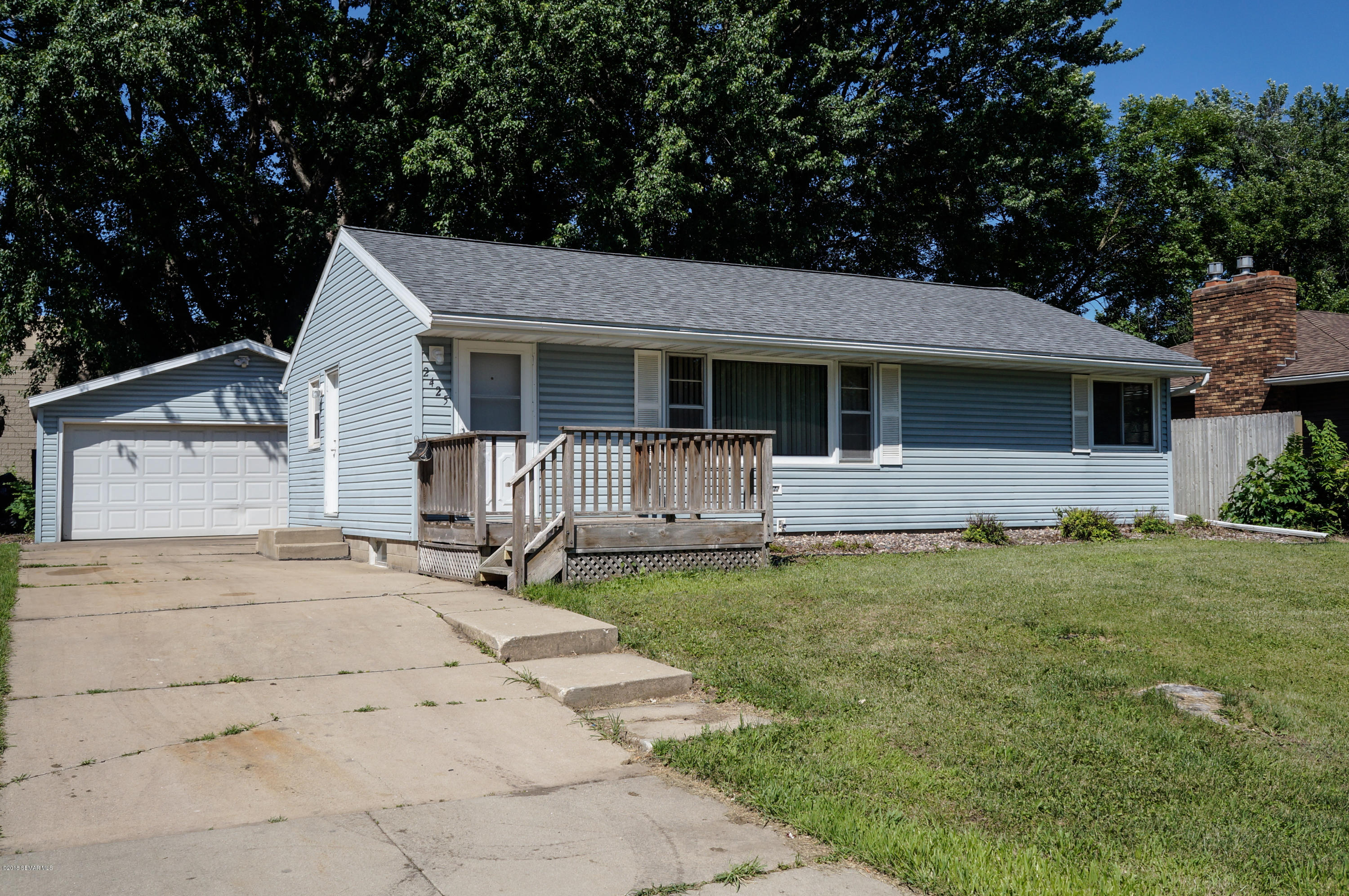 2425 19th Avenue NW, Rochester in Olmsted County, MN 55901 Home for Sale
