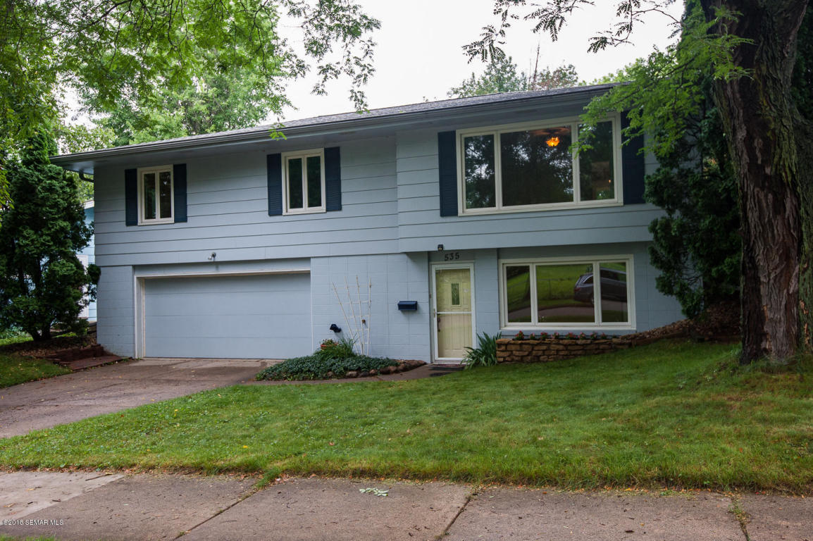 535 26th Street NW, Rochester in Olmsted County, MN 55901 Home for Sale