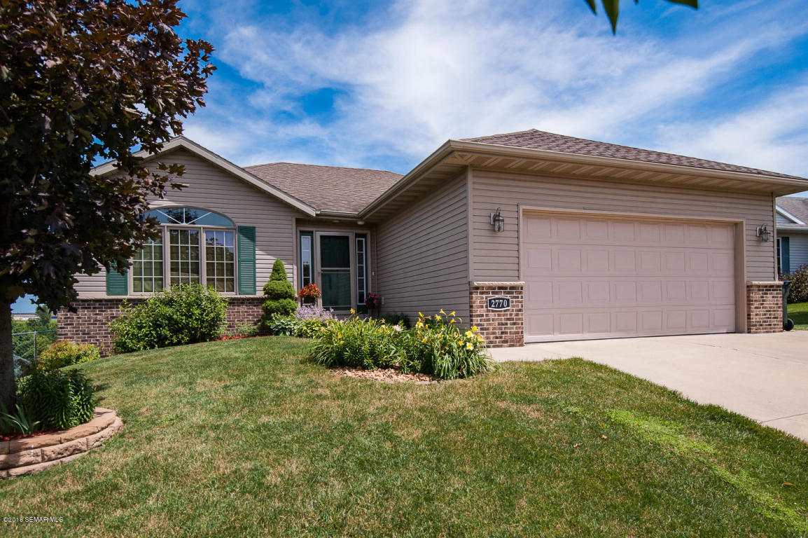 2770 Kenosha Lane NW, Rochester in Olmsted County, MN 55901 Home for Sale