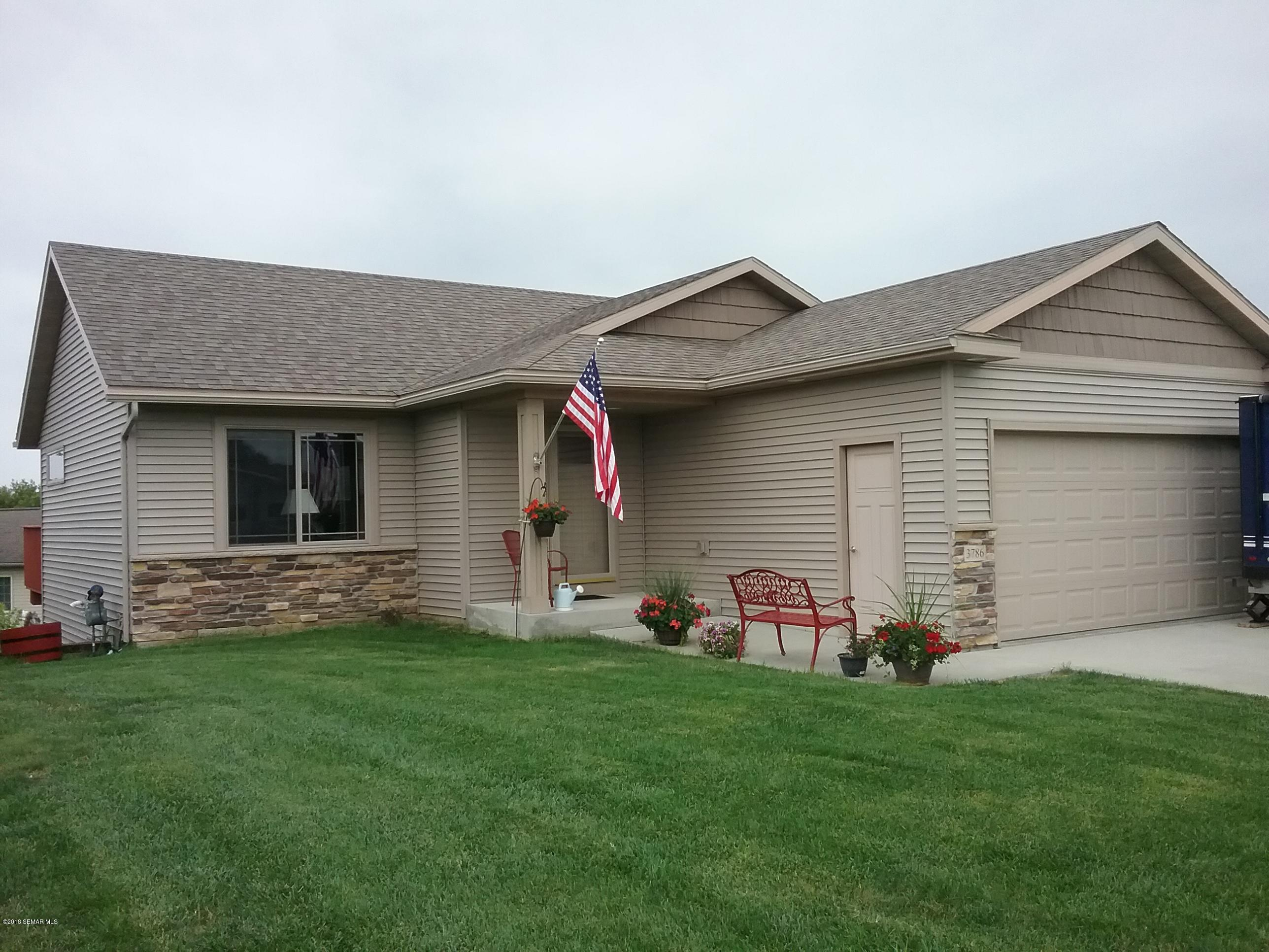 3786 Winesap Drive NW, Rochester in Olmsted County, MN 55901 Home for Sale