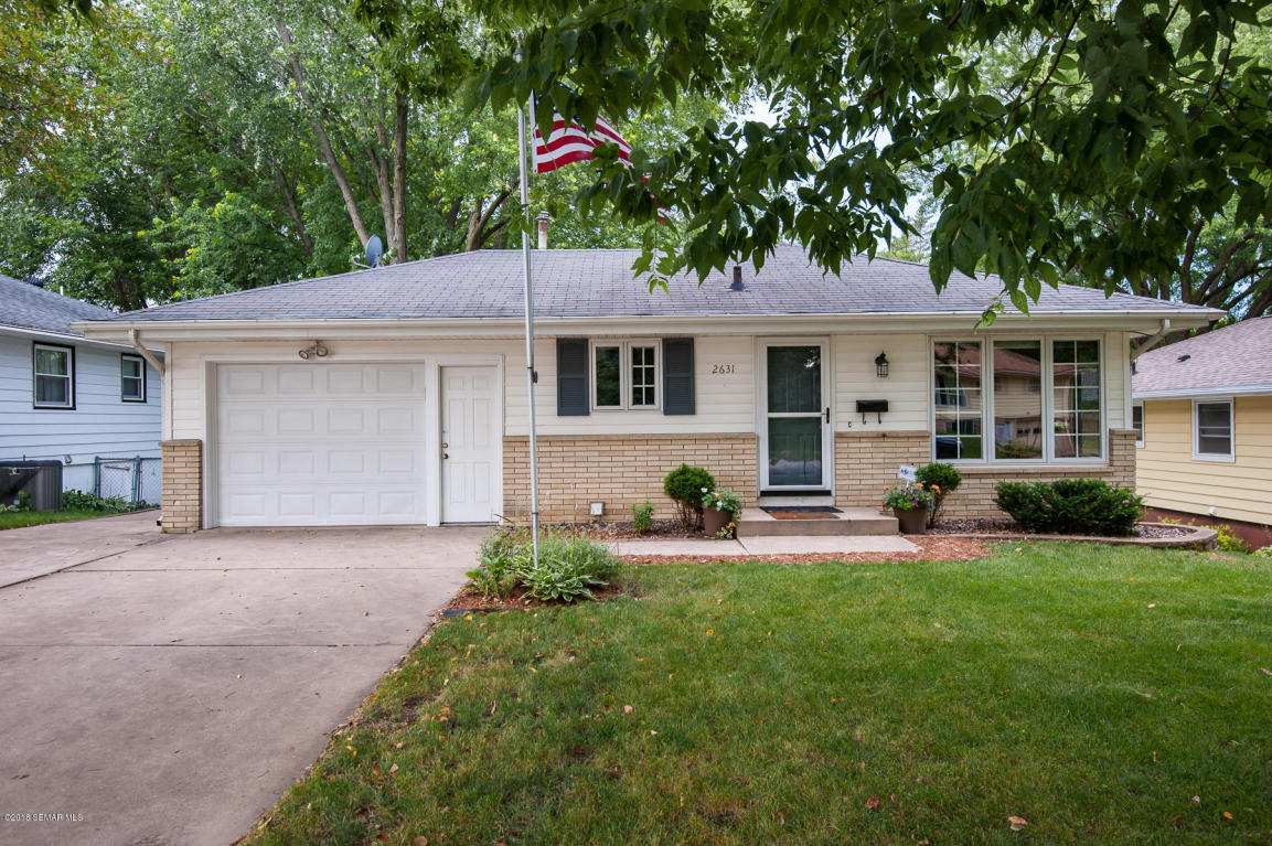 2631 11th Avenue NW, Rochester in Olmsted County, MN 55901 Home for Sale