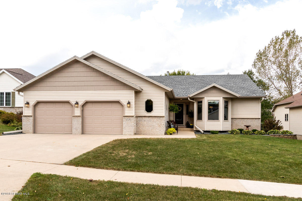 2530 Parkhill Lane SW, Rochester in Olmsted County, MN 55902 Home for Sale