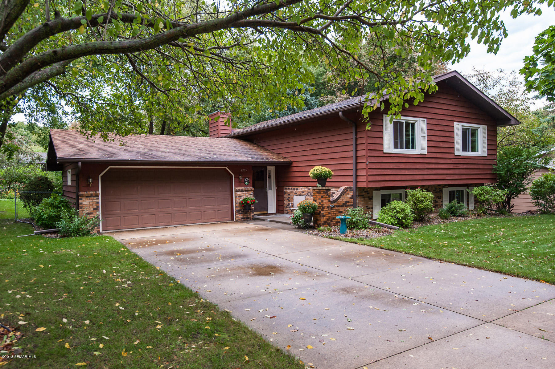 4205 Manor View Drive NW, Rochester in Olmsted County, MN 55901 Home for Sale