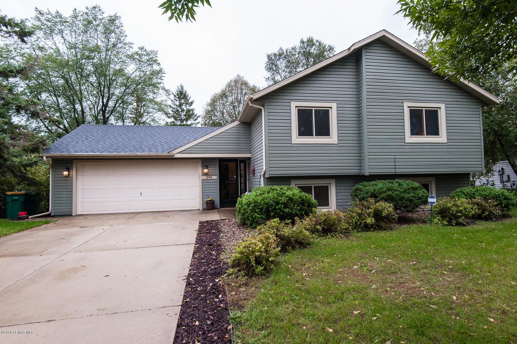 246 River Court NE, Rochester in Olmsted County, MN 55906 Home for Sale