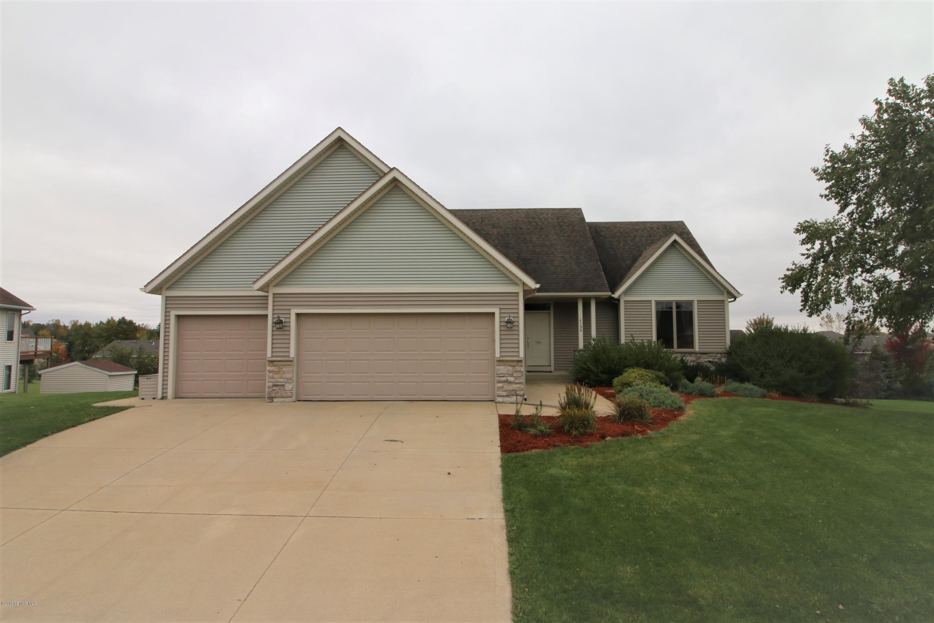 1150 Southern Hills Lane SW, Rochester in Olmsted County, MN 55902 Home for Sale
