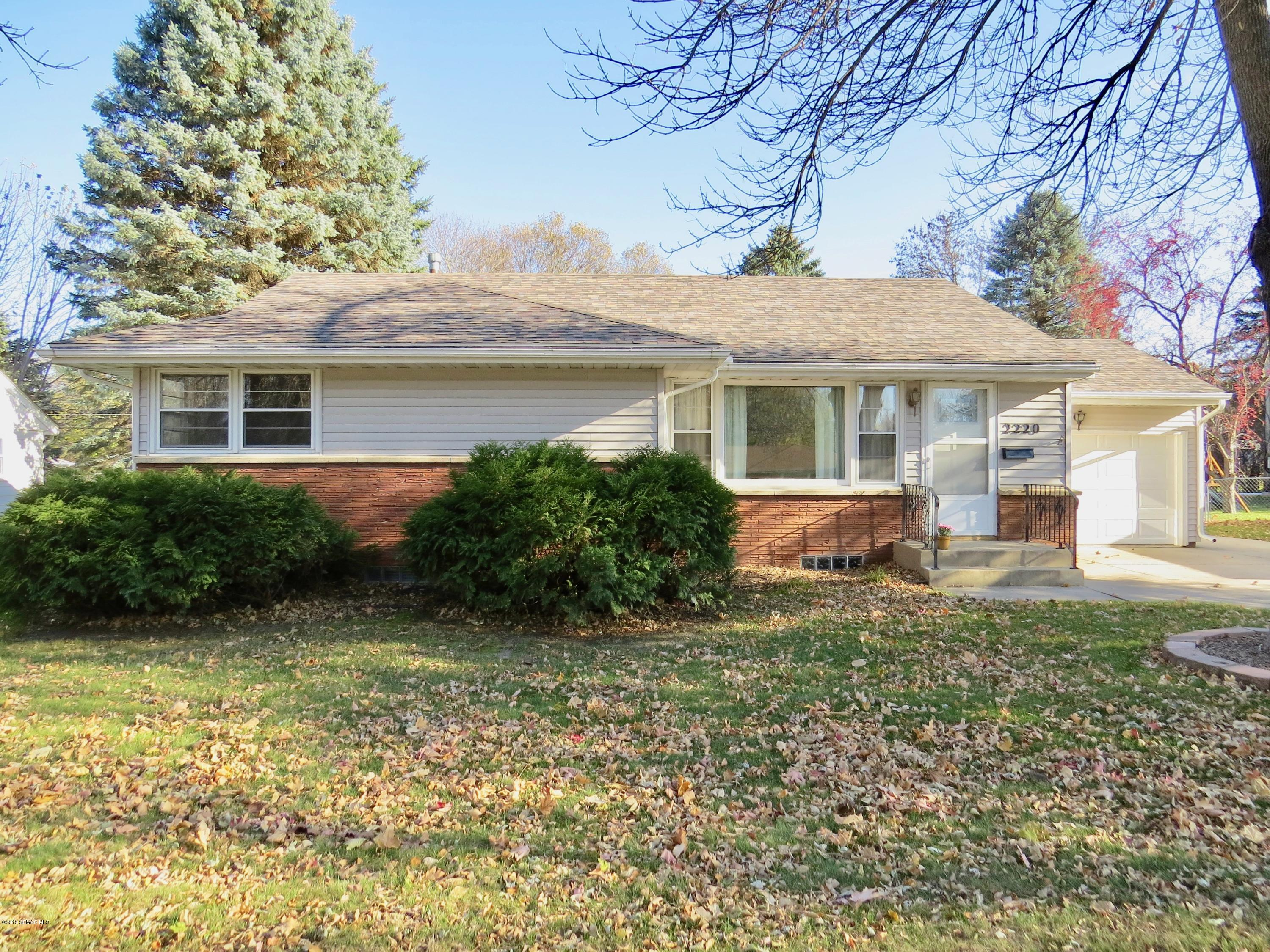2220 Elton Hills Drive NW, Rochester in Olmsted County, MN 55901 Home for Sale