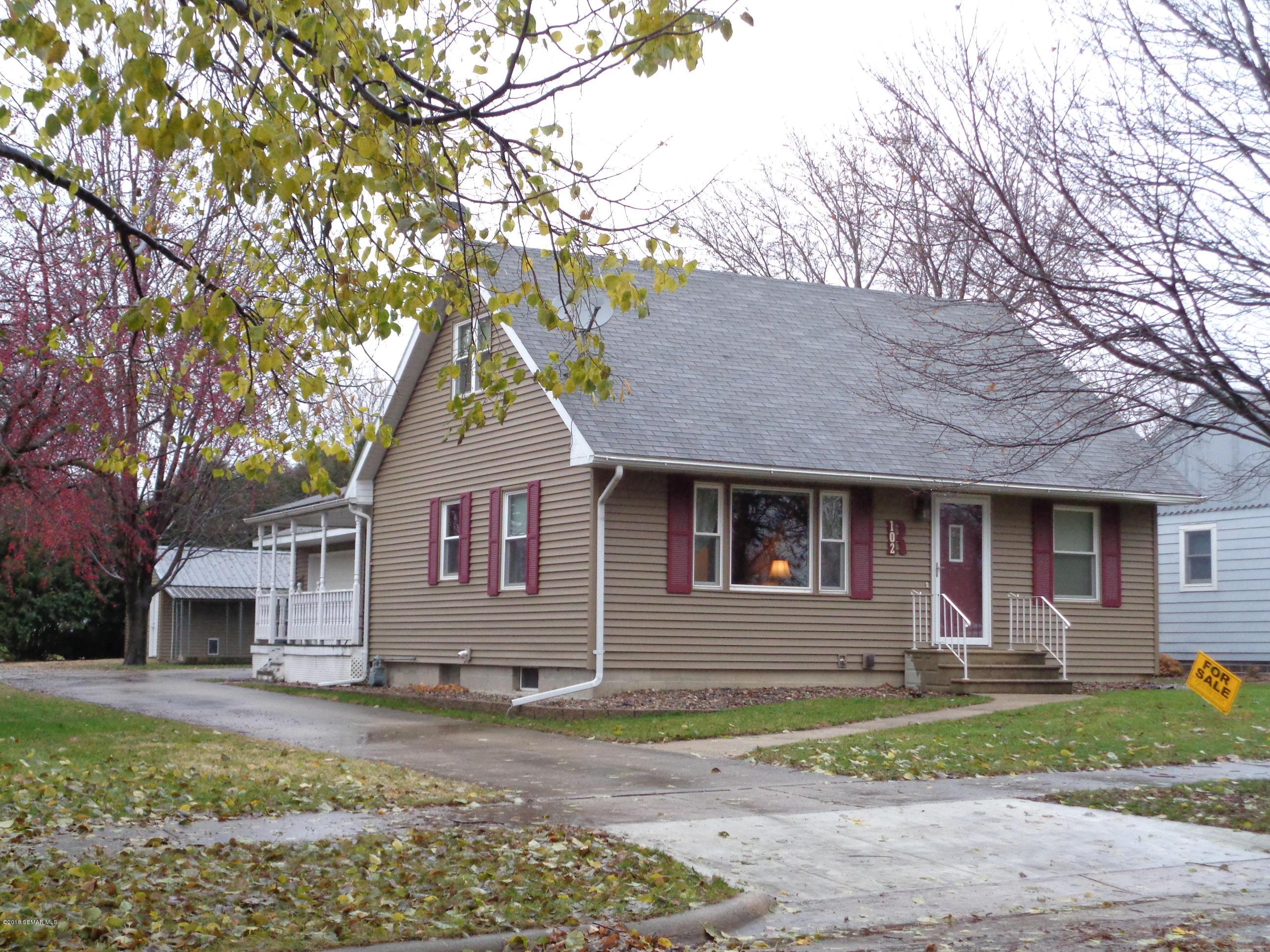 102 Water Street Adams, MN 55909