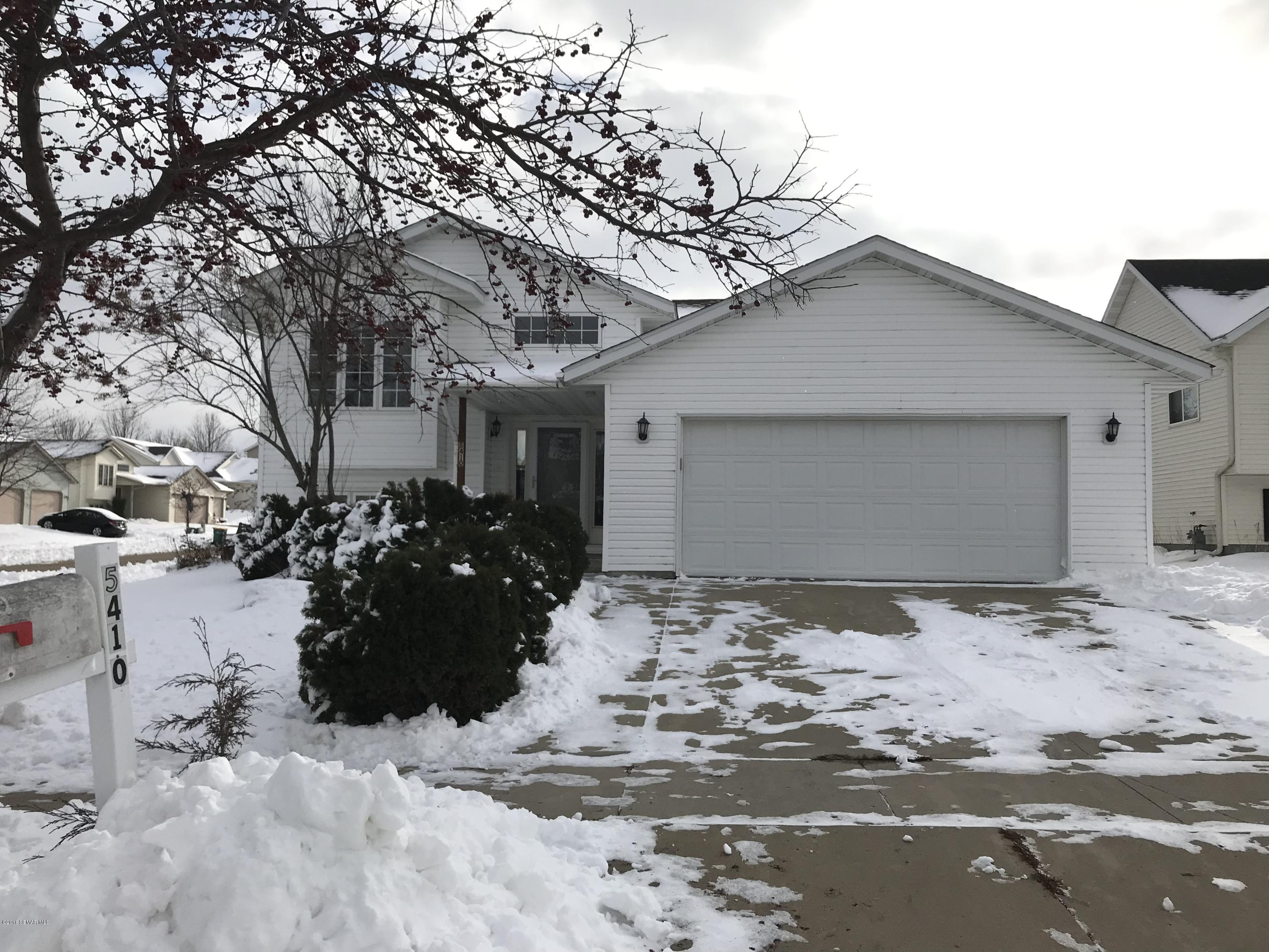 5410 Duvall Street NW, Rochester in Olmsted County, MN 55901 Home for Sale